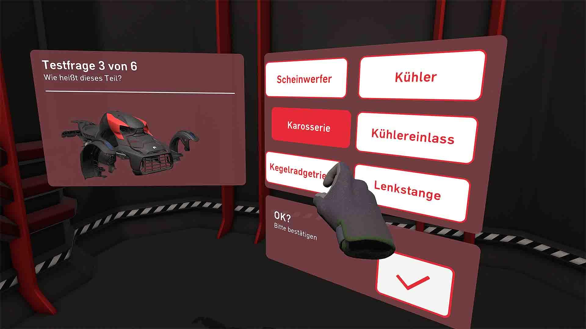 ROTAX VR-Assessment Quiz